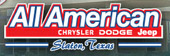 All American Chrysler Dodge Jeep Ram